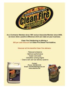 Clean Fire Diesel Fuel Additive Discount
