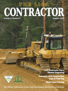 The LICA Contractor Magazine