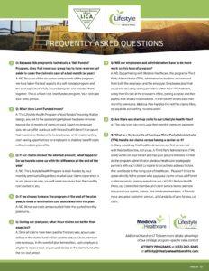 Lifestyles Insurance FAQ