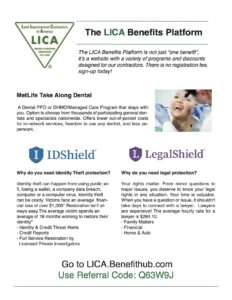 Benefit Hub (2 pages)